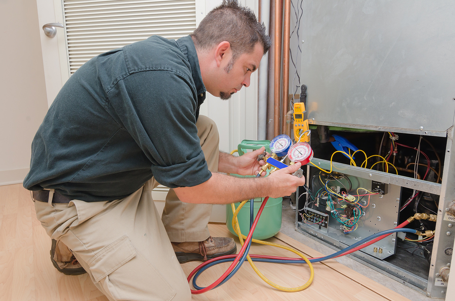 AC Unit Installation