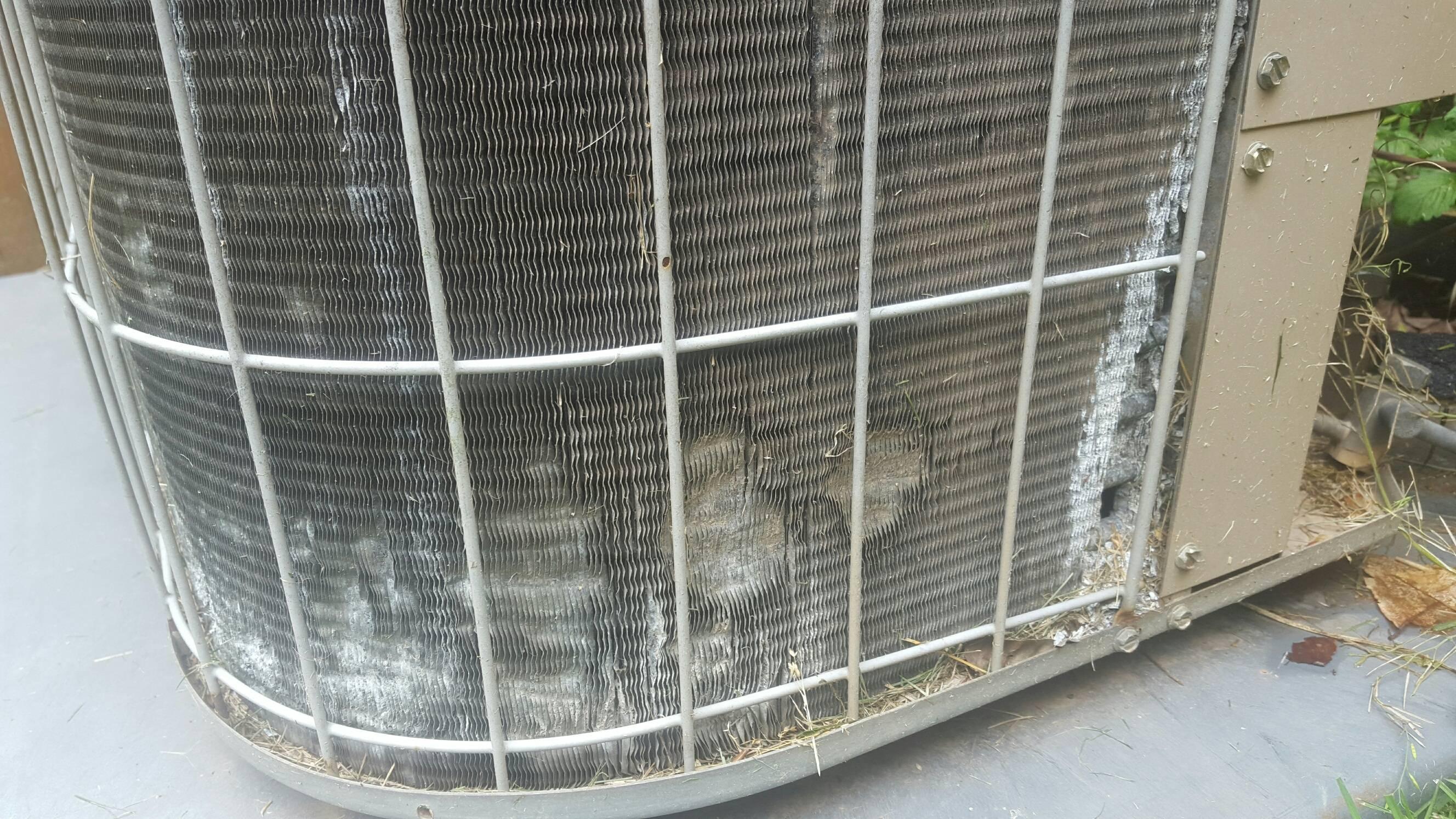 AC Coil Repair