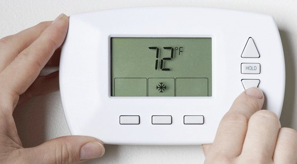 AC thermostat repair