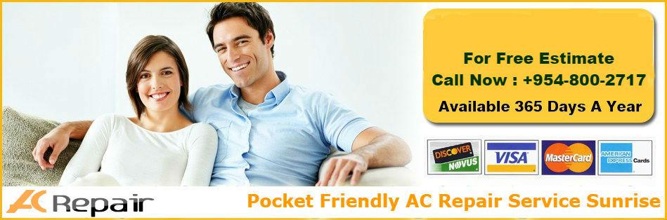 Pocket Friendly AC Repair Service